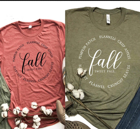 Everything Fall Tee
