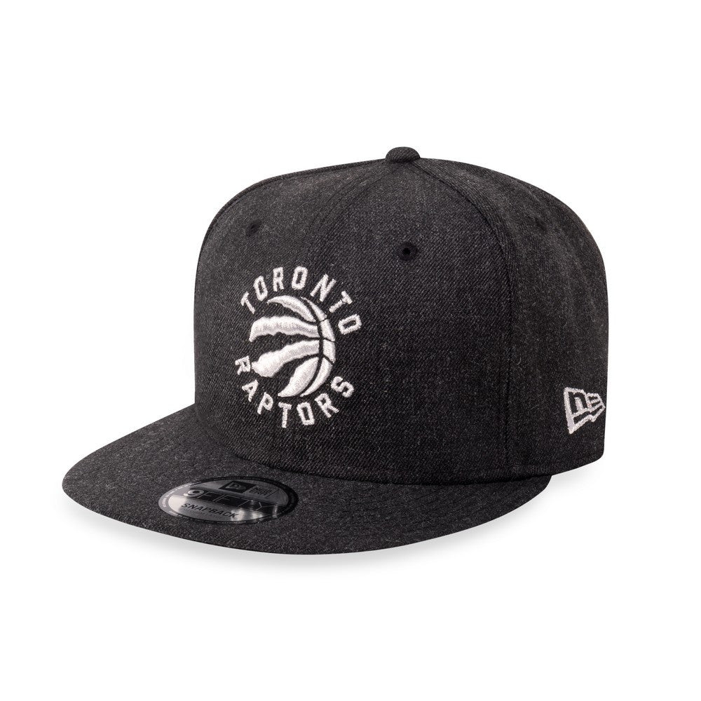 NBA Heather Toronto Raptors New Era 9Fifty Snapback Cap