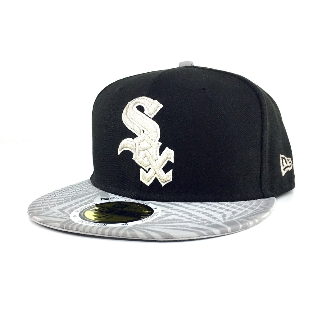 Print Trance MLB Chicago White Sox New Era 59Fifty Fitted Cap