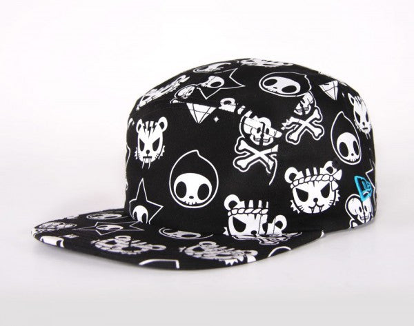 Tokidoki Icona New Era 9Fifty Strapback Cap
