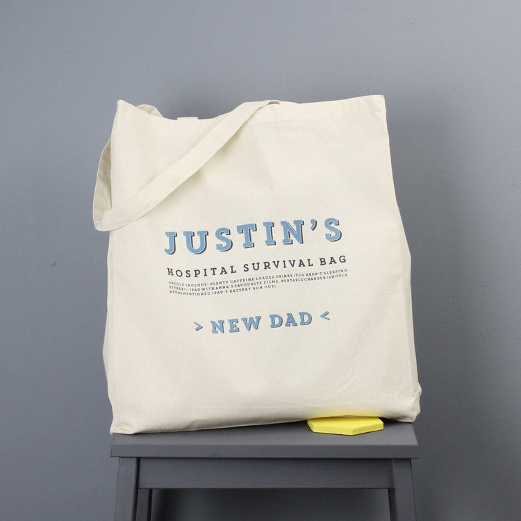 New Daddy Hospital Bag