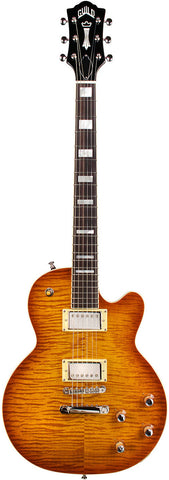 Guild Bluesbird Rosewood Fingerboard Iced Tea Burst
