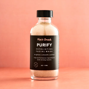 Purify | Exfoliating Facial Mask