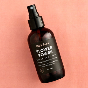Flower Power | Hydrating Tonic