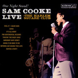 Cooke, Sam|Live At The Harlem Square Club, 1963: One Night Stand