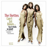 Ikettes - Can't Sit Down Cos It Feels So Good - The Complete Modern Recordings **