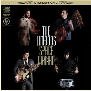Limboos, The|Space Mambo CD