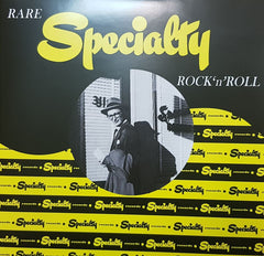 Rare Specialty Rock'n'Roll EP |Various Artists