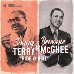 Sonny Terry & Brownie McGee|Ride and Roll +3*
