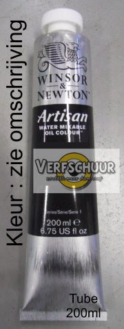 W&N. ARTISAN WMOC Tube 200 ML. - Paynes's Gray