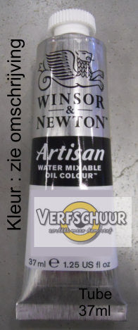 W&N. ARTISAN WMOC Tube 37 ml. indian red 317 1514317
