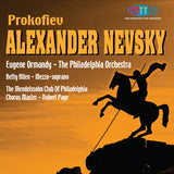 Prokofiev: Alexander Nevsky  - Eugene Ormandy The Philadelphia Orchestra - Available in 4.0 Surround Blu-ray