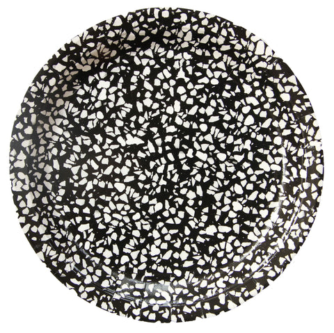 Art School Speckle Large Plates