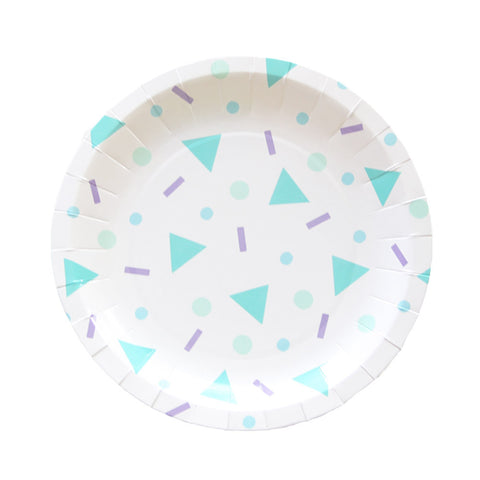 Confetti Pop Large Plates