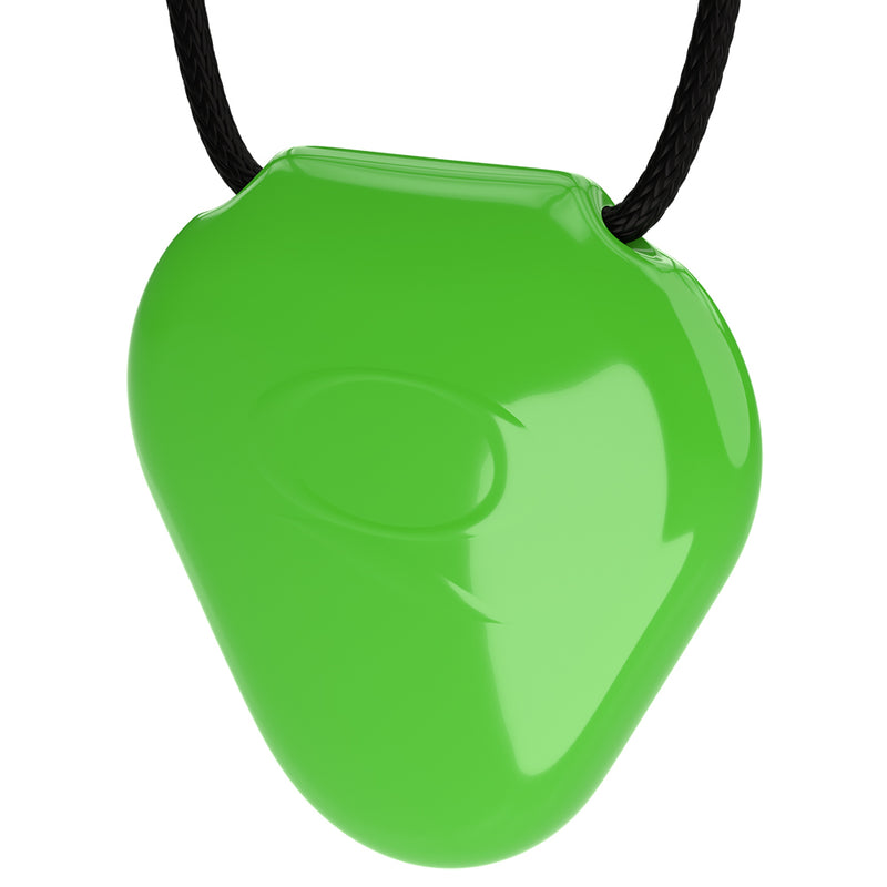 Acrylic SRT-3 Pendant (Gloss Neon Green) - NEW!