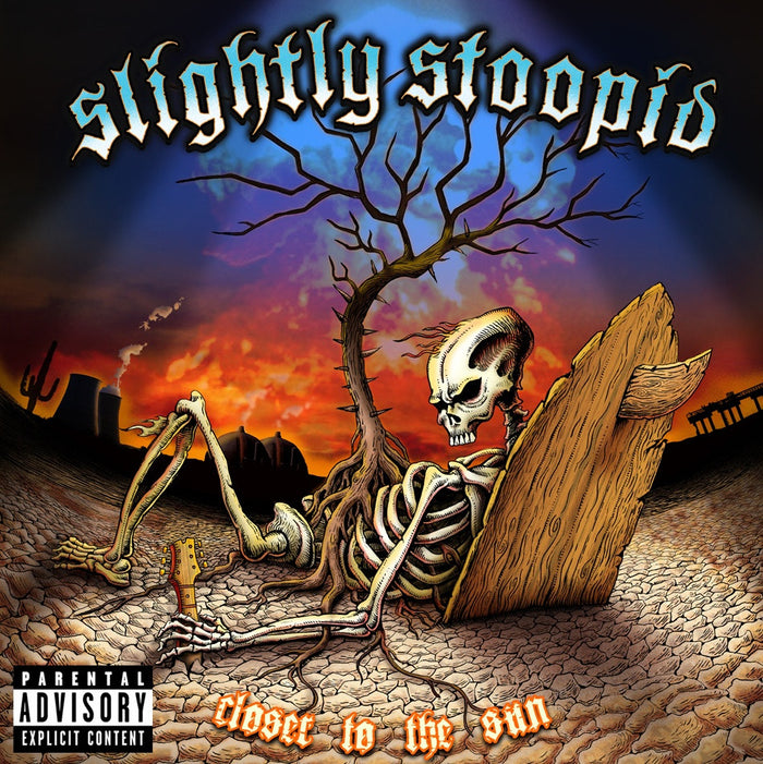 Slightly Stoopid - Closer To The Sun CD