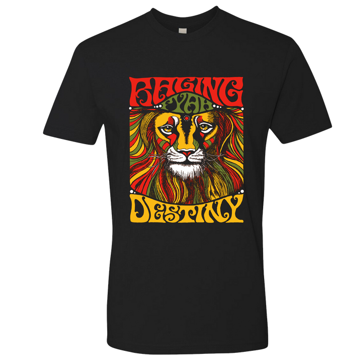 Raging Fyah - Lion Tee