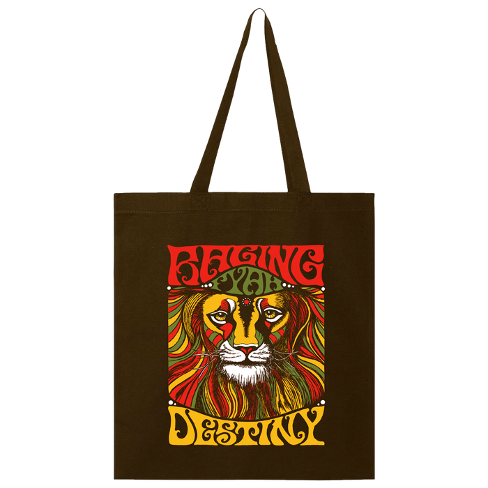 Raging Fyah - Tote Bag