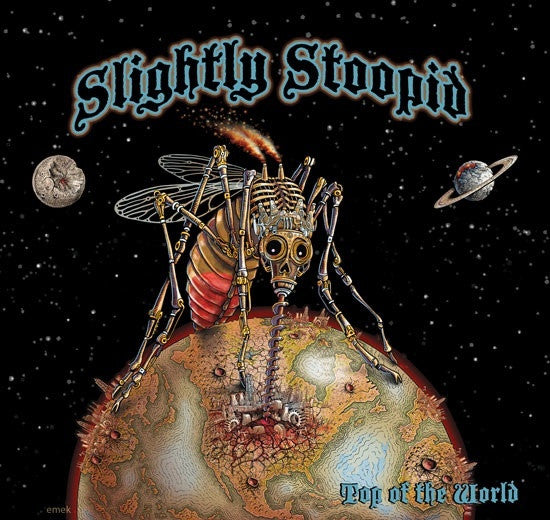 Slightly Stoopid - Top Of The World Vinyl
