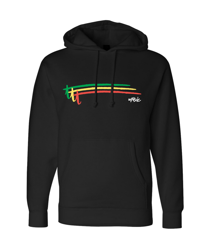 Thicker Than Thieves -  Rasta Stripe Hoodie