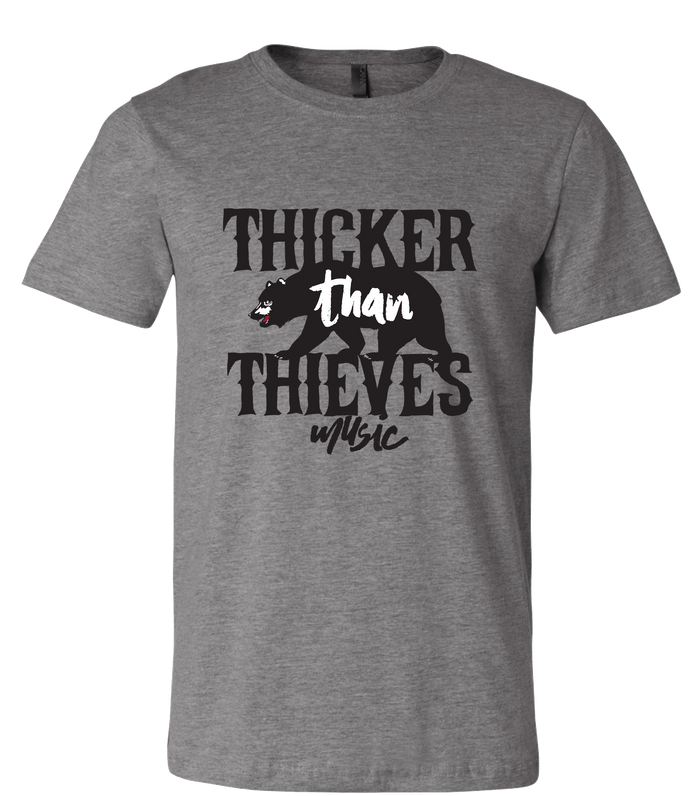 Thicker Than Thieves - Bear Tee