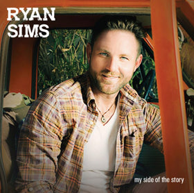 Ryan Sims - My Side of the Story EP (Autographed CD)