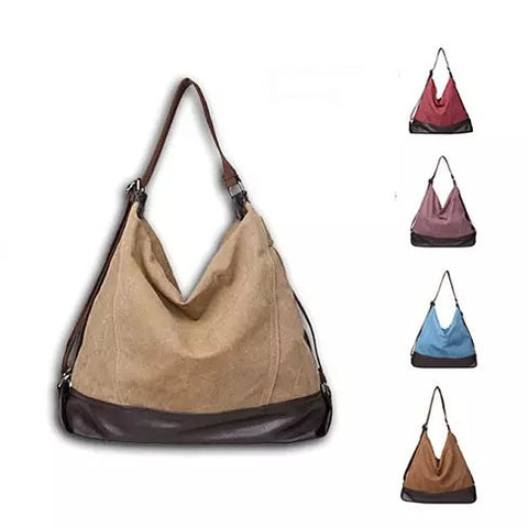 ALBA A Line Shoulder Bag by Journey Collection