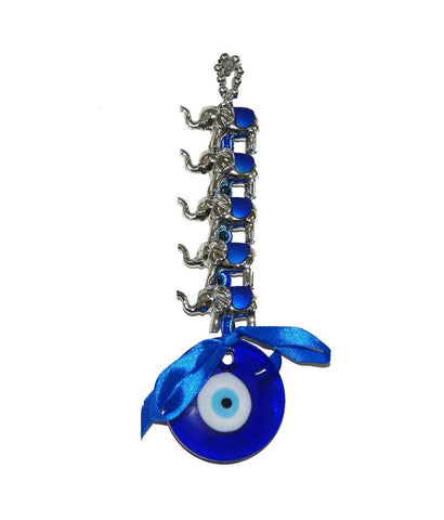 Feng Shui Evil Eye Protection With 5 Elephants - {variant_title}} - fengshui - jgbatra - www.tcgonlinestore.com - www.tcgonlinestore.com