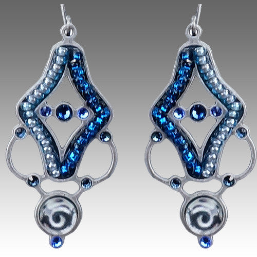 Blues Swing Earrings