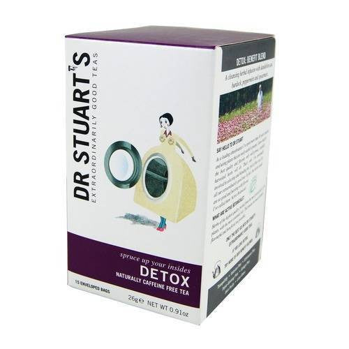 Dr. Stuart's Herbal Teas 15bags