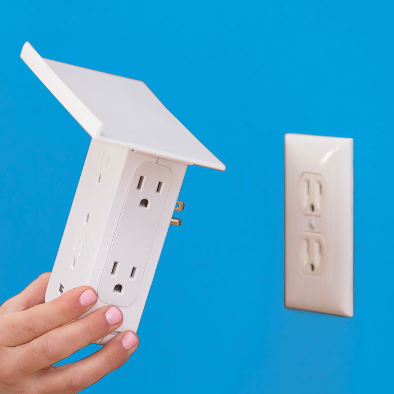 Socket Shelf - cv-directo