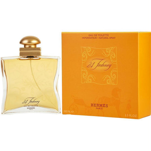 24 Faubourg By Hermes Edt Spray 3.3 Oz - Buy Beauty Products