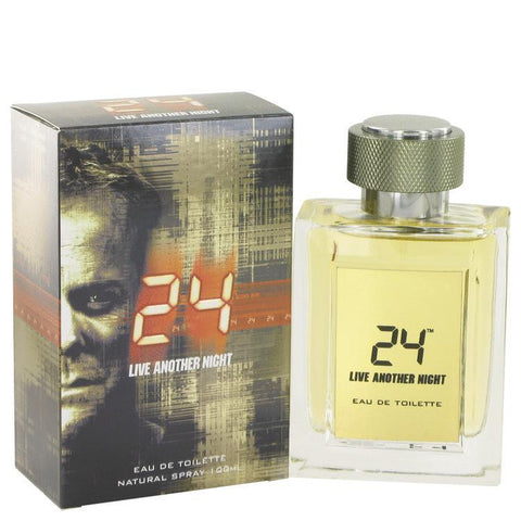 24 Live Another Night by ScentStory Eau De Toilette Spray 3.4 oz - Buy Beauty Products
