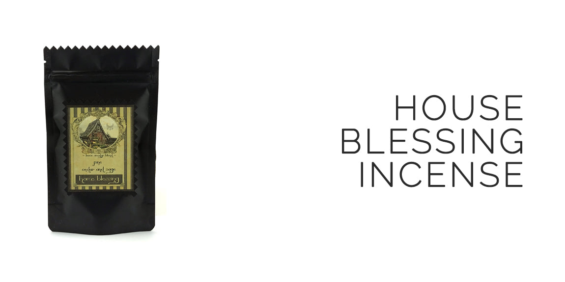 House Blessing Incense By Wicked House Mercantile - Sabbat Box