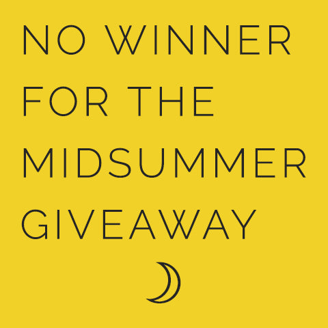 Midsummer Super Sabbat Giveaway Winner - 2019