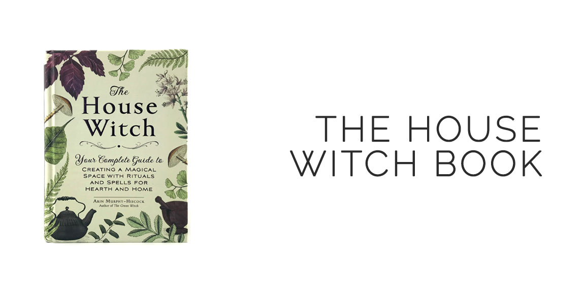 The House Witch Book By Arin Murphy-Hiscock