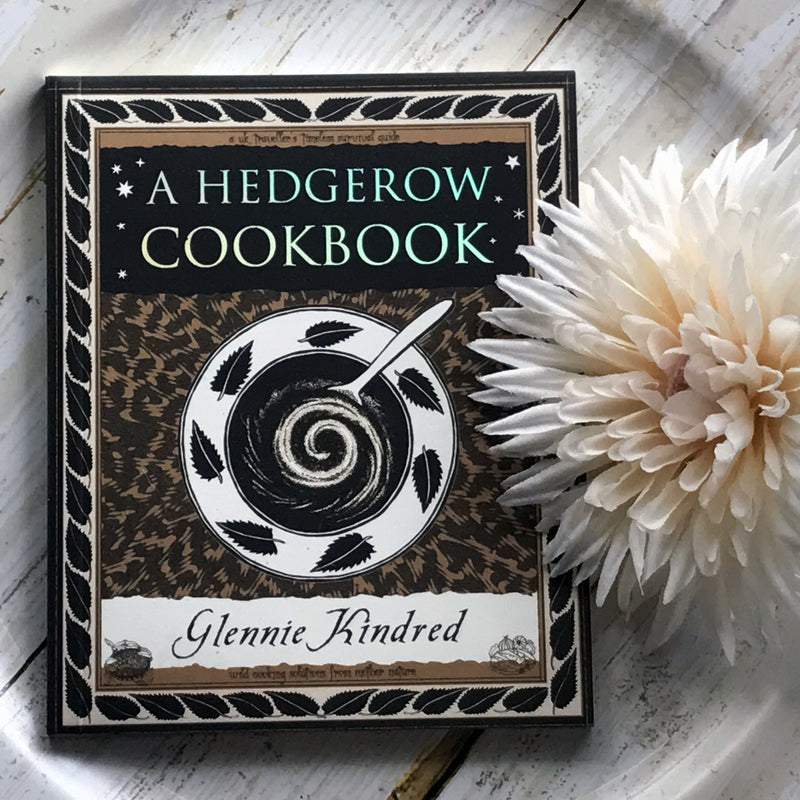 A Hedgerow Cookbook by Glennie Kindred - Wooden Books - Sabbat Box