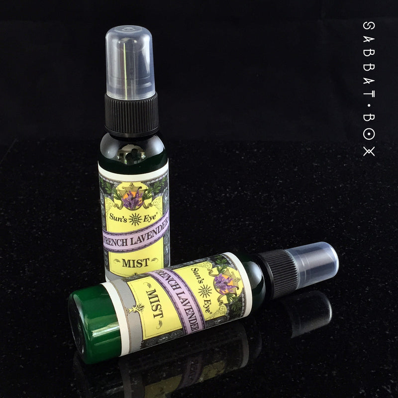French Lavender Ritual Mist By Suns Eye