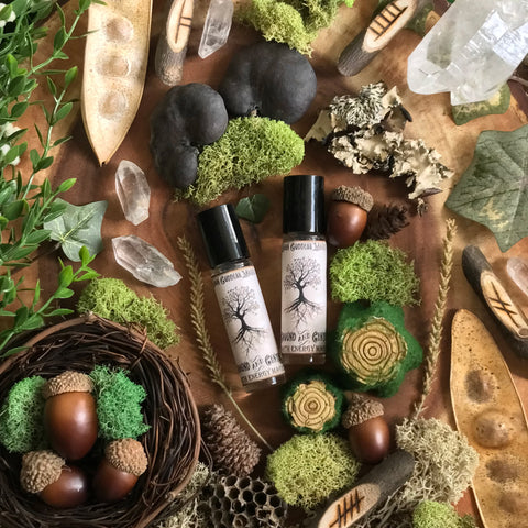 Ritual Oils, Spell Oils and Anointing Oils