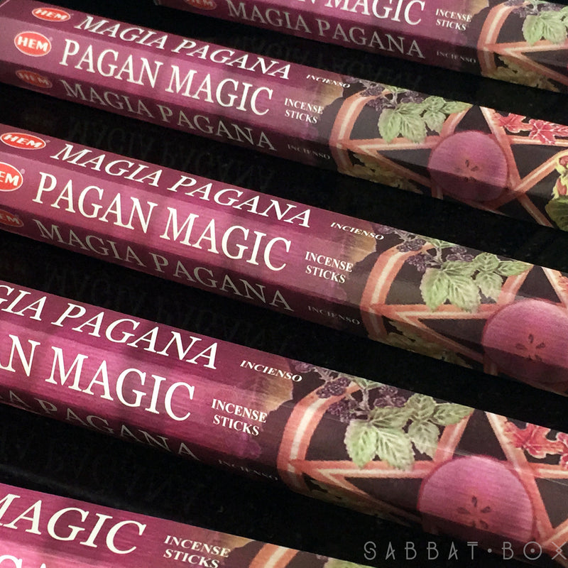 Hem Pagan Magic Incense - Sabbat Box
