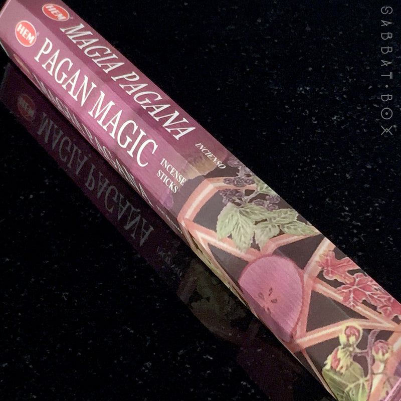 Hem Pagan Magic Stick Incense - Sabbat Box
