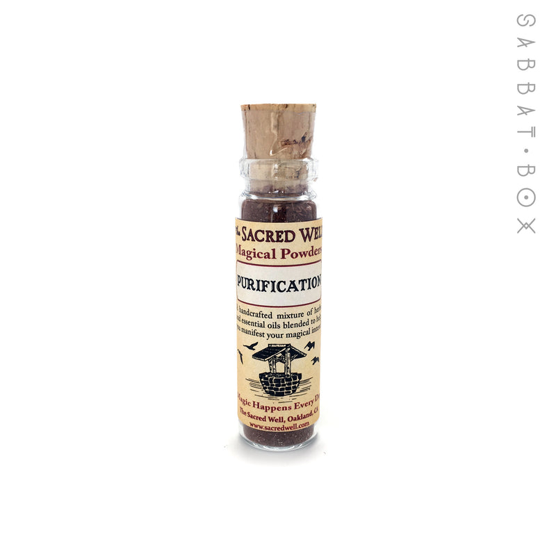 Purification Ritual Spell Powders - .50 oz