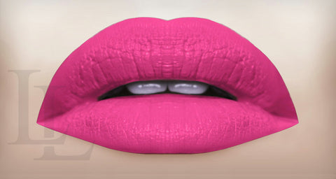 Pink Seduction - LIQUID LIPSTICK