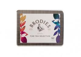 Brodies Tea Selection Tin