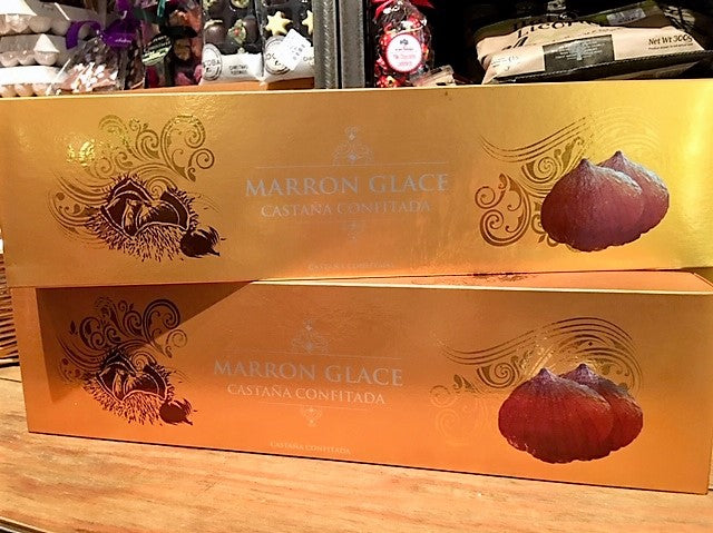 Francisco Moreno Marron Glace 225g