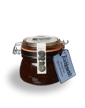 Tracklements Christmas Spice Chutney Parfait Jar