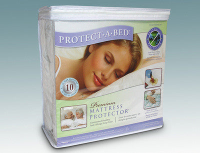 Premium water proof double mattress protector 135cm