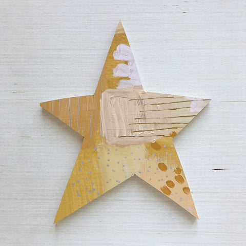 Gold Star Topper Medium 12