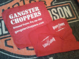 Gangster Choppers Shop Rag Collection
