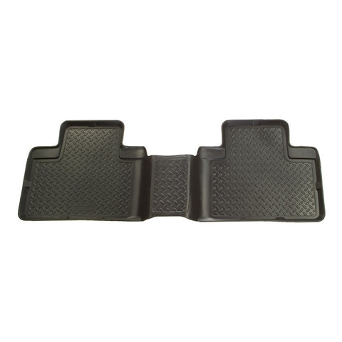 Husky Liners Classic Style 2nd Seat Floor Liner For 2005-2014 Nissan  Frontier   Crew Cab Pickup  66291